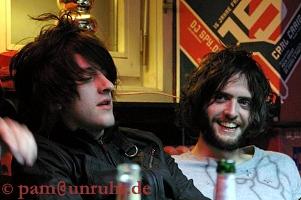 Joel Stone und Darren Cullen