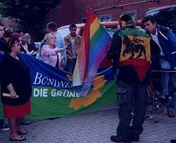 Homophiler Protest