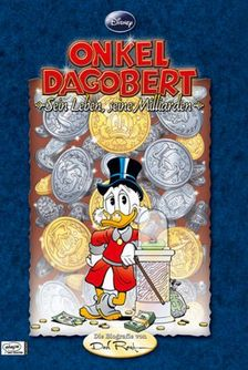Don Rosa - Dagobert Duck - Cover