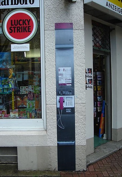 Fake Telefon in Dortmund