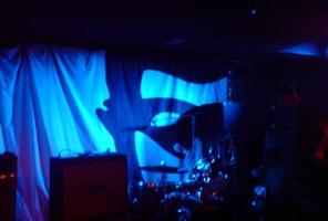 Banner dem Albumcover nachempfunden